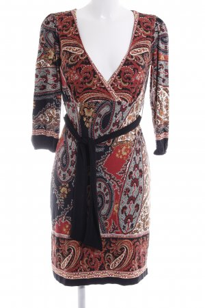 Ana Alcazar Jersey Dress floral pattern casual look