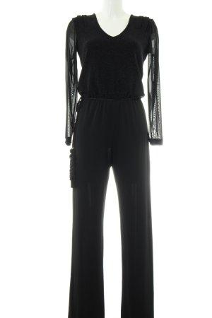 Ana Alcazar Jumpsuit black elegant