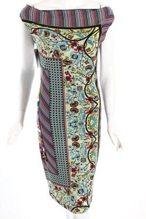 Ana Alcazar Kleid abstraktes Muster extravaganter Stil