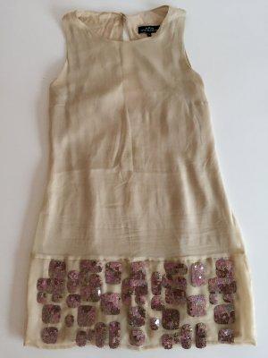Ana Alcazar Kleid beige