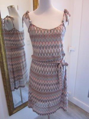 Ana Alcazar Pinafore dress multicolored