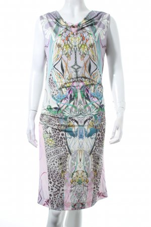 Ana Alcazar Dress floral pattern extravagant style