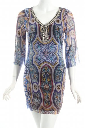 Ana Alcazar Kleid florales Muster Hippie-Look