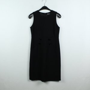 Ana Alcazar Sheath Dress black mixture fibre