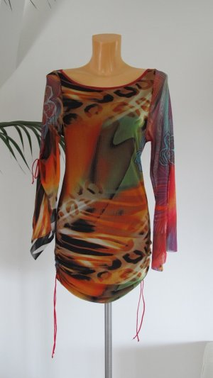 Ana Alcazar Robe tube multicolore