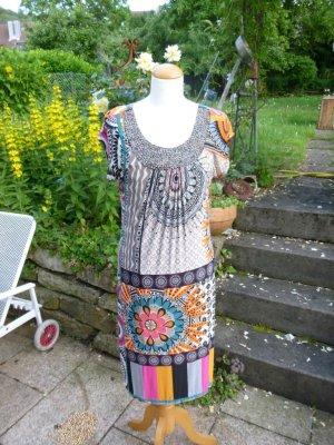 Ana Alcazar Sequin Dress multicolored