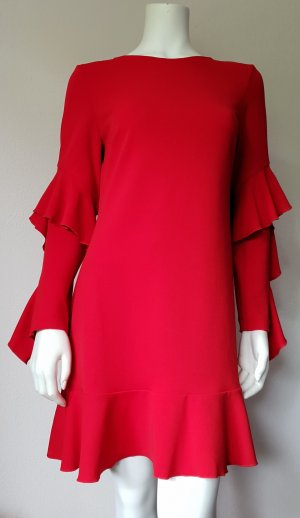 Ana Alcazar Evening Dress red