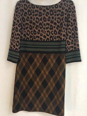 Ana Alcazar A Line Dress black-bronze-colored