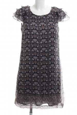 Ana Alcazar Shortsleeve Dress allover print casual look