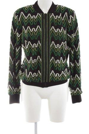 Ana Alcazar Short Jacket allover print casual look