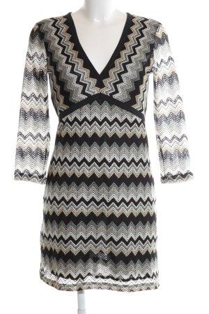 Ana Alcazar Longsleeve Dress allover print elegant