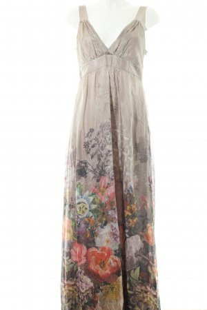 Ana Alcazar Maxi-jurk bloemenprint Beach-look