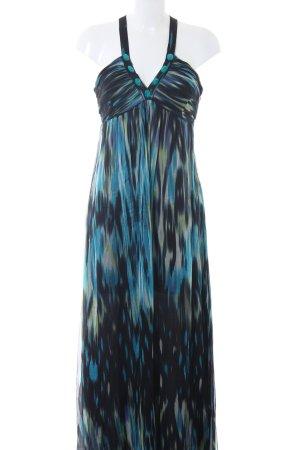 Ana Alcazar Maxi abito multicolore stile vintage