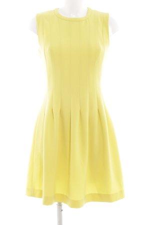 Ana Alcazar Mini-jurk sleutelbloem elegant