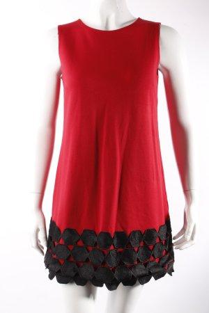 Ana Alcazar minidress red