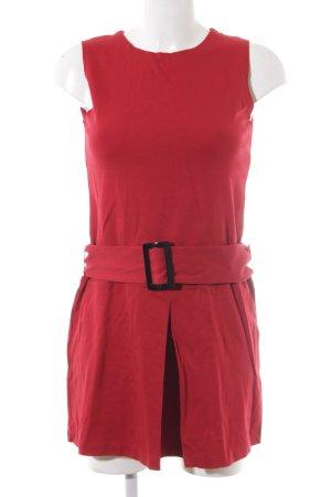 Ana Alcazar Mini Abito rosso stile casual