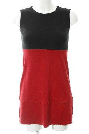 Ana Alcazar Minikleid schwarz-rot Casual-Look