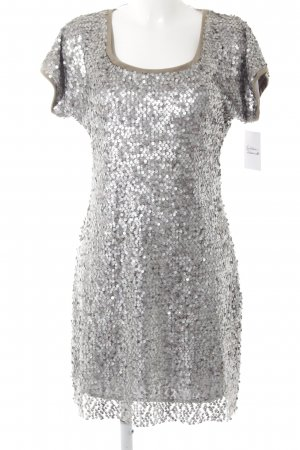 Ana Alcazar Sequin Dress multicolored party style