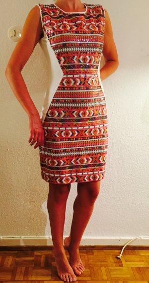 Ana Alcazar Pailletten-Kleid Originalverpackung NEU in 36