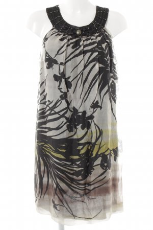 Ana Alcazar Off-The-Shoulder Dress floral pattern casual look
