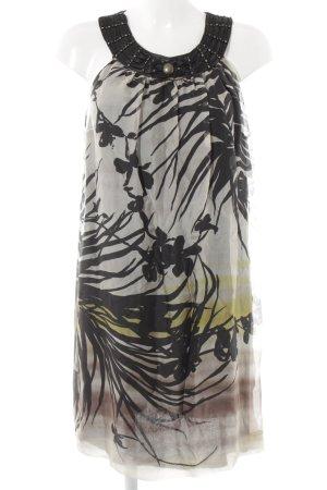 Ana Alcazar Off the shoulder jurk bloemen patroon casual uitstraling