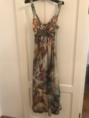 Ana Alcazar Maxi Dress multicolored