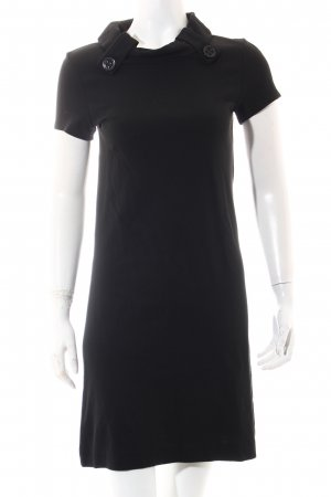 Ana Alcazar Shirtkleid schwarz Casual-Look