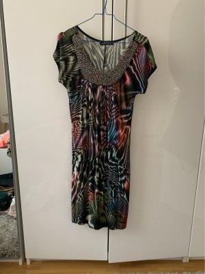 Ana Alcazar Shortsleeve Dress multicolored