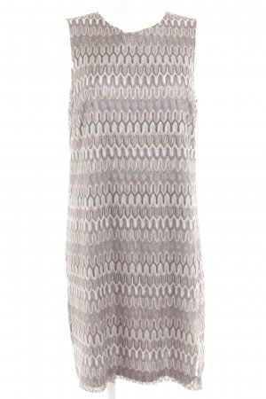 Ana Alcazar Lace Dress abstract pattern casual look