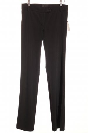 Ana Alcazar Jersey Pants black casual look