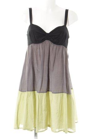Ana Alcazar Beach Dress multicolored beach look
