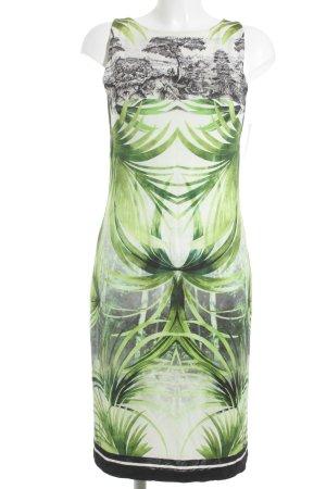 Ana Alcazar Stretchkleid florales Muster Gypsy-Look