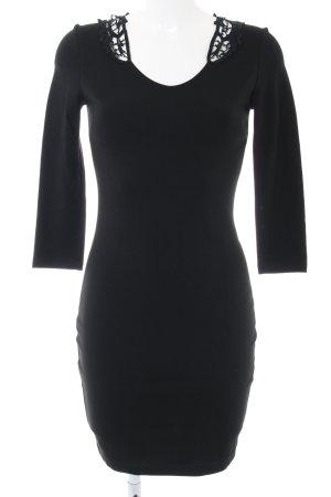 Ana Alcazar Sweat Dress black elegant