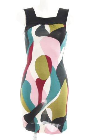 Ana Alcazar Trägerkleid abstraktes Muster Beach-Look