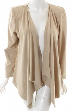Ana Alcazar Between-Seasons Jacket beige simple style