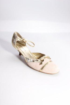Ana Bonilla Pumps rosa-gold