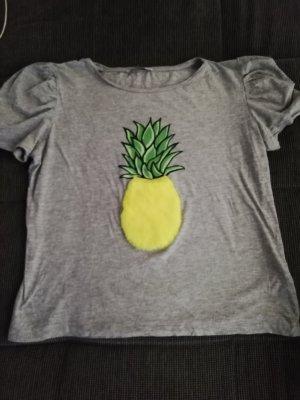Ananas Shirt von Zara