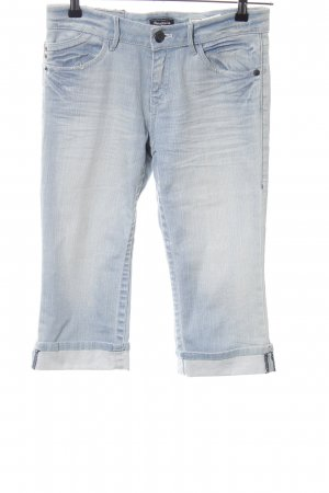 Anastacia by s.Oliver 3/4 Jeans blau Casual-Look
