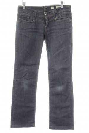 "Anastacia by s.Oliver Boot Cut Jeans ""Länge"" dark blue"