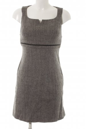 Anastacia by s.Oliver Mini-jurk grijs gestippeld elegant