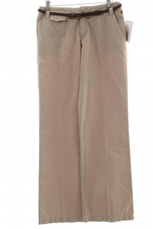 Anastacia by s.Oliver Stoffhose beige Casual-Look