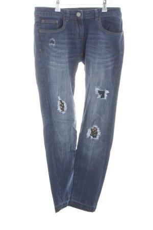 Anastacia Skinny Jeans blue casual look