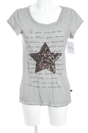 Anastacia T-Shirt mehrfarbig Street-Fashion-Look