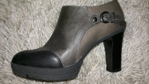 Ancle Boots, Stiefeletten , Echtleder, Größe 39