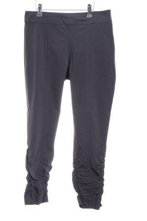 Ancora Pantalon 7/8 bleu style décontracté