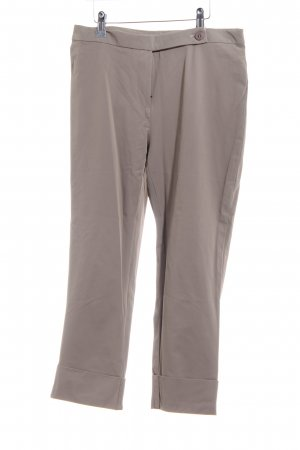 Ancora 7/8 Length Trousers brown business style