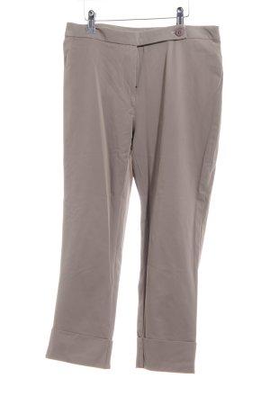 Ancora Pantalon 7/8 gris clair style décontracté