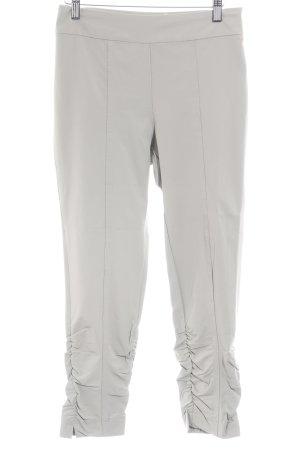 Ancora 7/8-broek beige casual uitstraling
