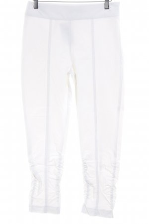 Ancora 7/8 Length Trousers white casual look