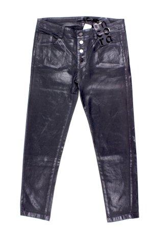 Ancora Pantalon cigarette noir